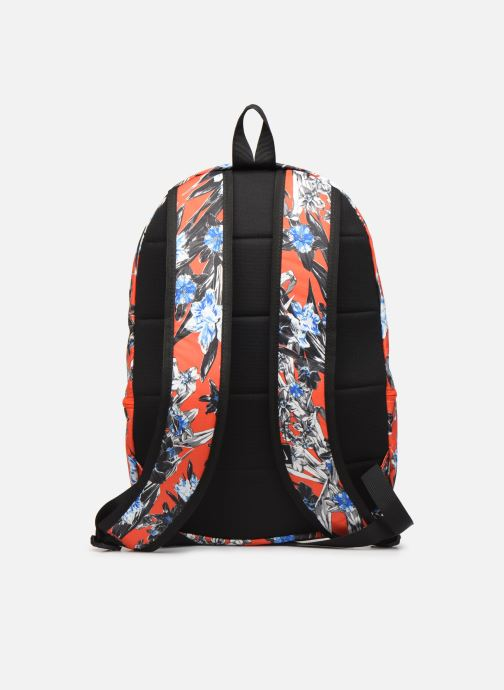 Rucksacks Nike Nike Heritage Backpack Orange front view