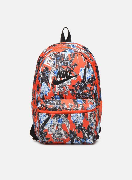 Sacs à dos Nike Nike Heritage Backpack Orange vue détail/paire
