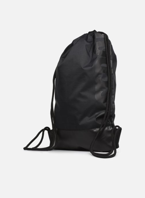 Sports bags Nike Nike Brasilia Training Gymsack Black view from the right