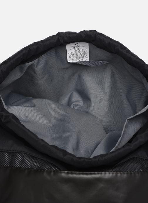 Sporttaschen Nike Nike Brasilia Training Gymsack schwarz ansicht von hinten