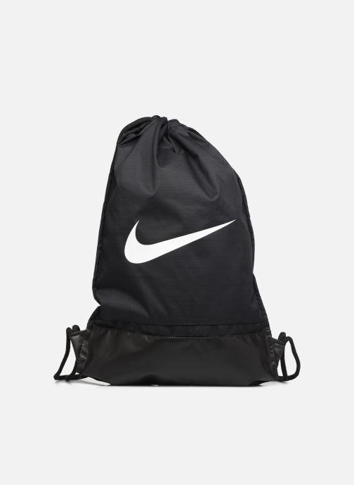 Sporttassen Nike Nike Brasilia Training Gymsack Zwart detail