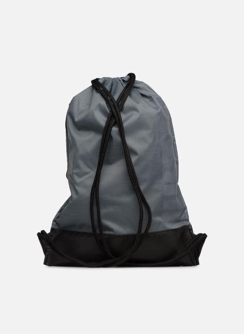 Sports bags Nike Nike Brasilia Training Gymsack Grey front view