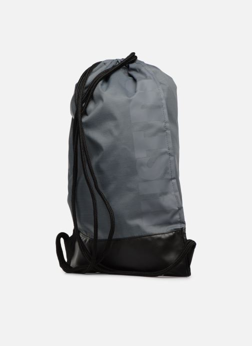 Sports bags Nike Nike Brasilia Training Gymsack Grey view from the right