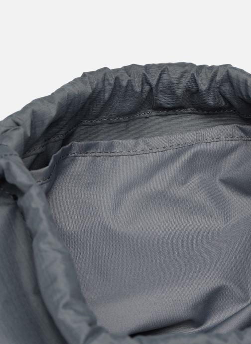 Sporttaschen Nike Nike Brasilia Training Gymsack grau ansicht von hinten