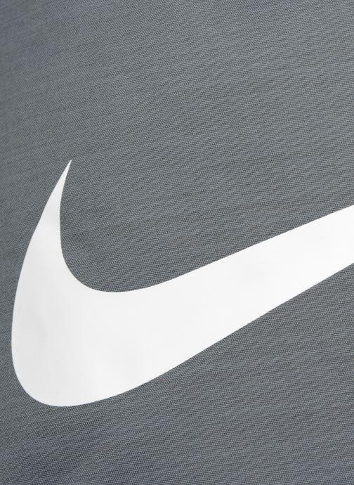 Bolsas de deporte Nike Nike Brasilia Training Gymsack Gris vista lateral izquierda