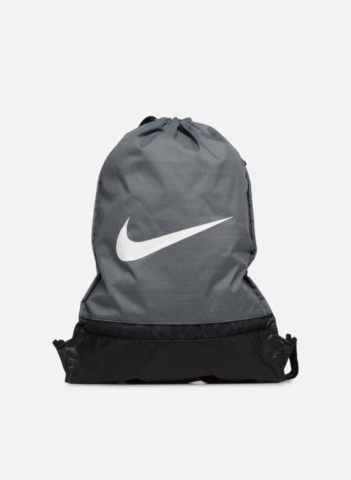 60e948e3291b Sports bags Nike Nike Brasilia Training Gymsack Grey detailed view  Pair  view
