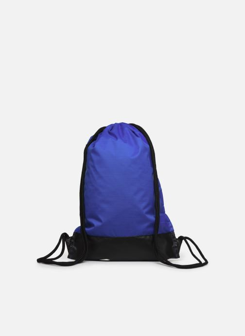 Sports bags Nike Nike Brasilia Training Gymsack Blue front view