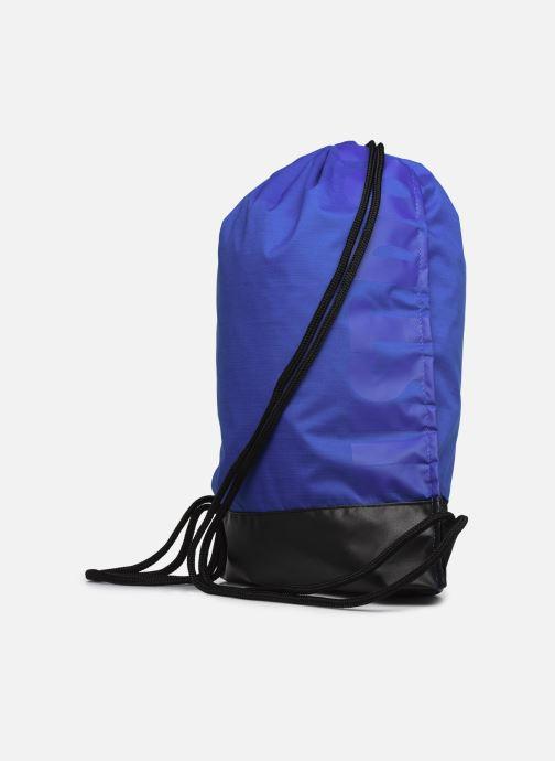 Sporttaschen Nike Nike Brasilia Training Gymsack blau ansicht von rechts