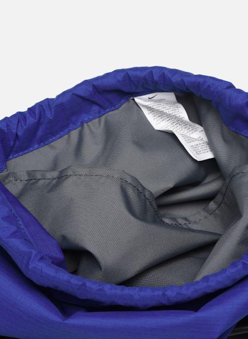 Sporttaschen Nike Nike Brasilia Training Gymsack blau ansicht von links