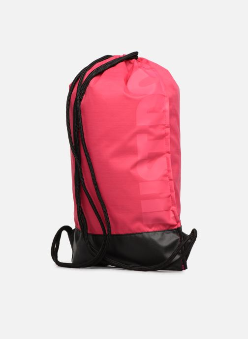 Sports bags Nike Nike Brasilia Training Gymsack Pink view from the right