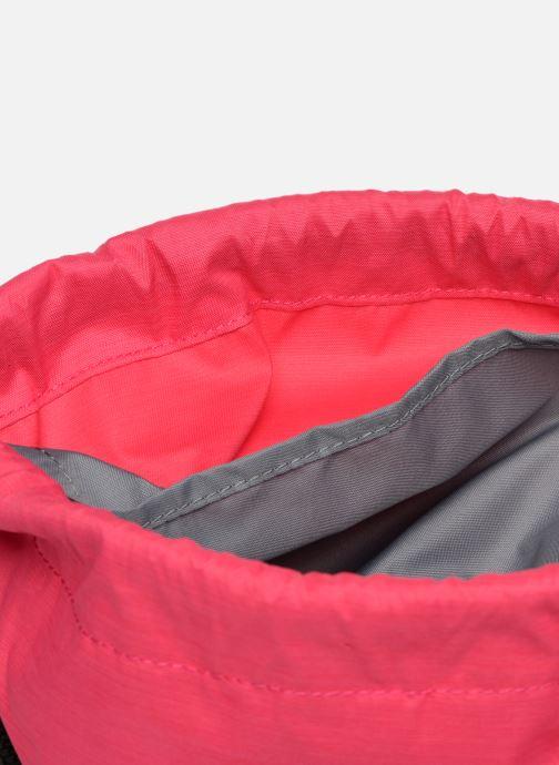 Sporttaschen Nike Nike Brasilia Training Gymsack rosa ansicht von hinten