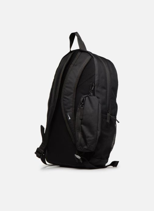 Mochilas Nike Kids' Nike Elemental Backpack Negro vista lateral derecha