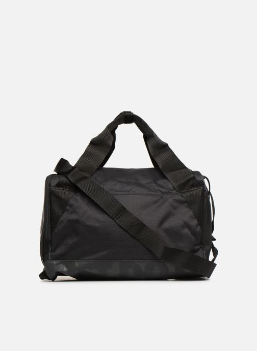 Sporttassen Nike Nike Brasilia (Extra-Small) Duffel Bag Zwart voorkant