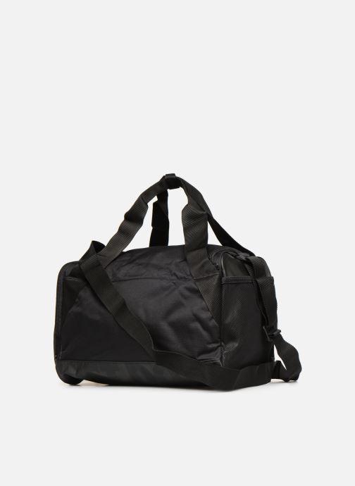 Sporttassen Nike Nike Brasilia (Extra-Small) Duffel Bag Zwart rechts
