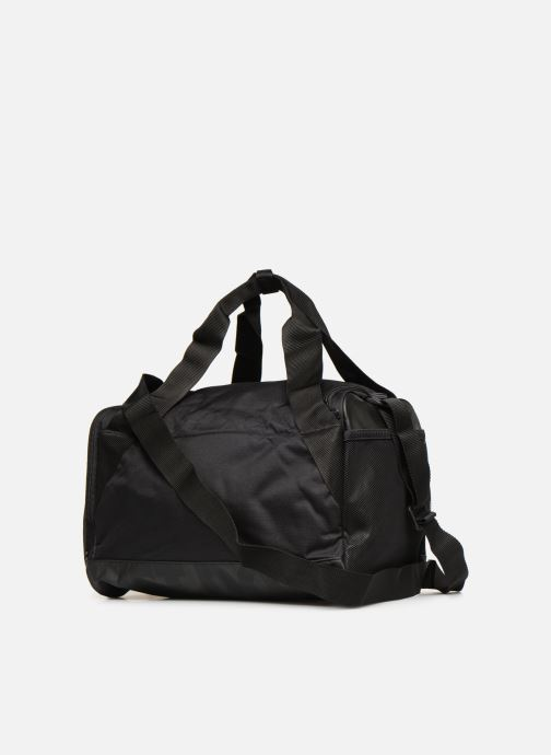 Bolsas de deporte Nike Nike Brasilia (Extra-Small) Duffel Bag Negro vista lateral derecha