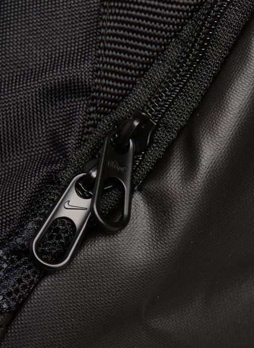 Bolsas de deporte Nike Nike Brasilia (Extra-Small) Duffel Bag Negro vista lateral izquierda