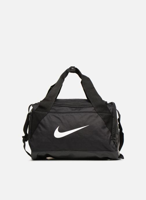 Bolsas de deporte Nike Nike Brasilia (Extra-Small) Duffel Bag Negro vista de detalle / par
