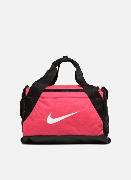 Sportväskor Nike Nike Brasilia (Extra-Small) Duffel Bag Rosa detaljerad bild på paret