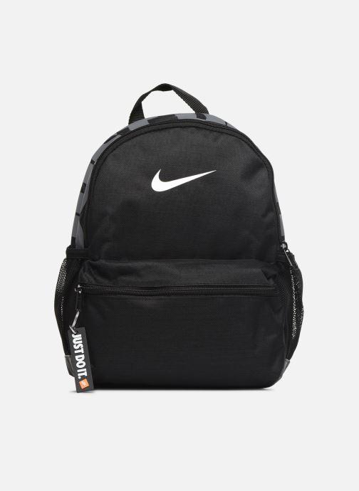 Mochilas Nike MINI Nike Brasilia JDI Negro vista de detalle / par