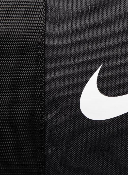 Sporttaschen Nike Nike Team  Sac en toile de training schwarz ansicht von links
