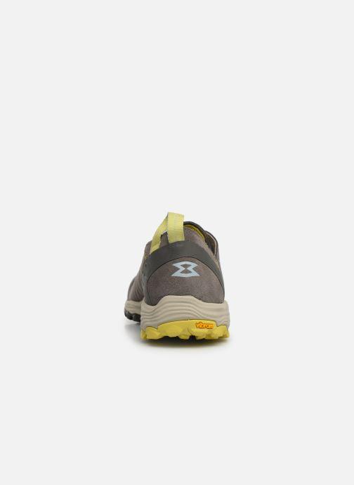 Zapatillas de deporte Garmont Agamura  WMS Gris vista lateral derecha