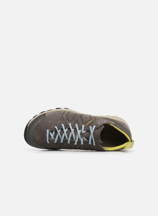Zapatillas de deporte Garmont Agamura  WMS Gris vista lateral izquierda