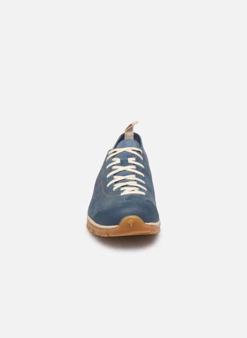 Zapatillas de deporte Garmont Tikal Azul vista del modelo
