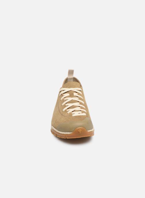 Zapatillas de deporte Garmont Tikal WMS Beige vista del modelo