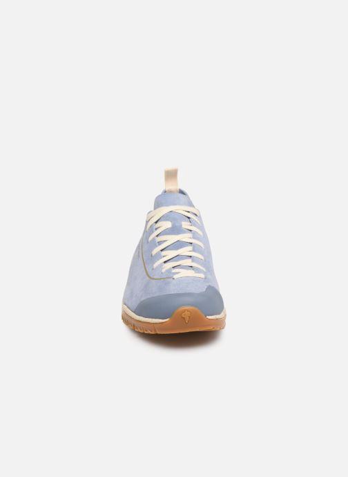 Chaussures de sport Garmont Tikal WMS Bleu vue portées chaussures