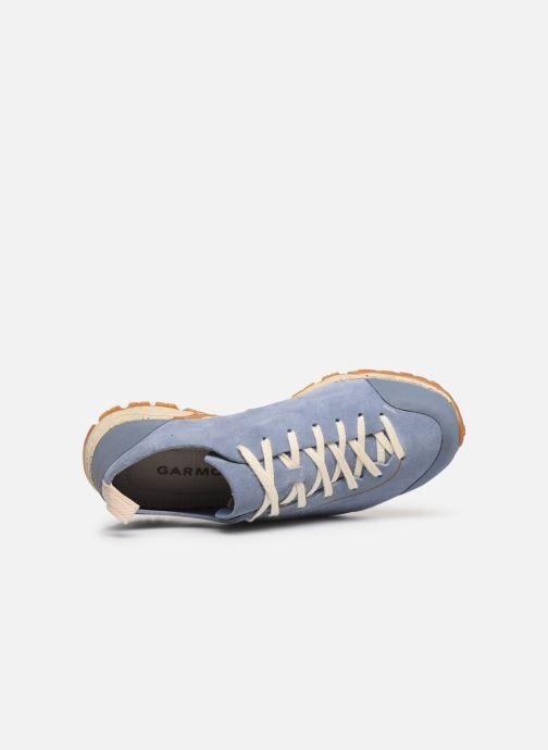 Chaussures de sport Garmont Tikal WMS Bleu vue gauche