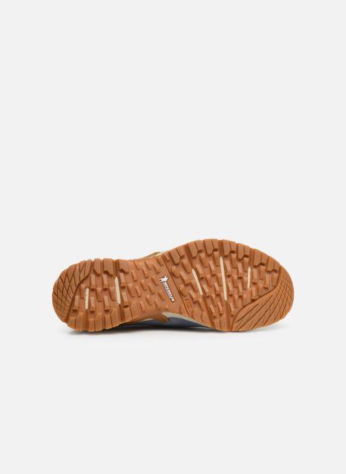Chaussures de sport Garmont Tikal WMS Bleu vue haut