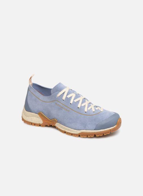 Chaussures de sport Garmont Tikal WMS Bleu vue détail/paire