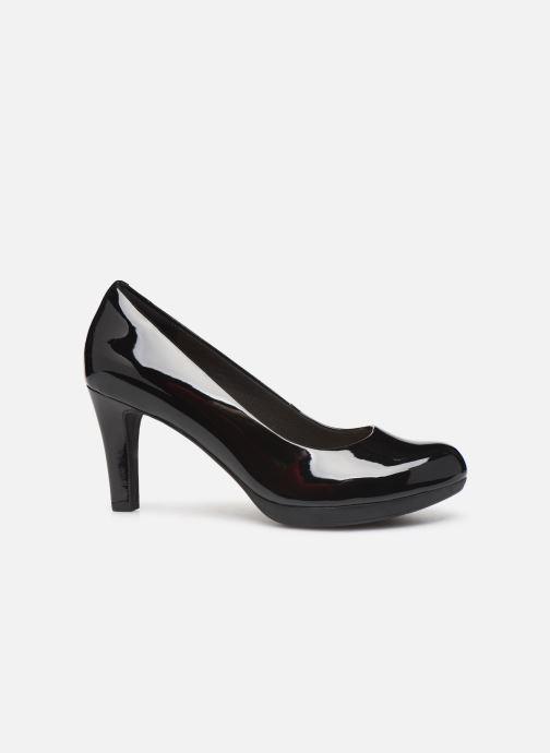 Zapatos de tacón Clarks Adriel Viola Negro vistra trasera