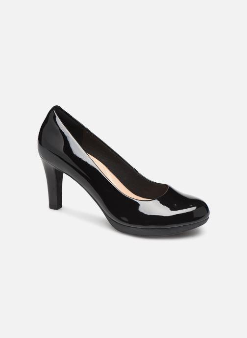 Zapatos de tacón Clarks Adriel Viola Negro vista de detalle / par