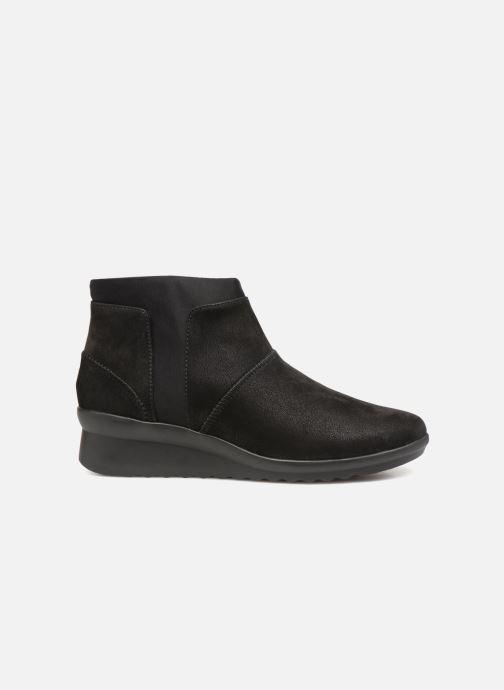 Bottines et boots Clarks Caddell Sloane Noir vue derrière