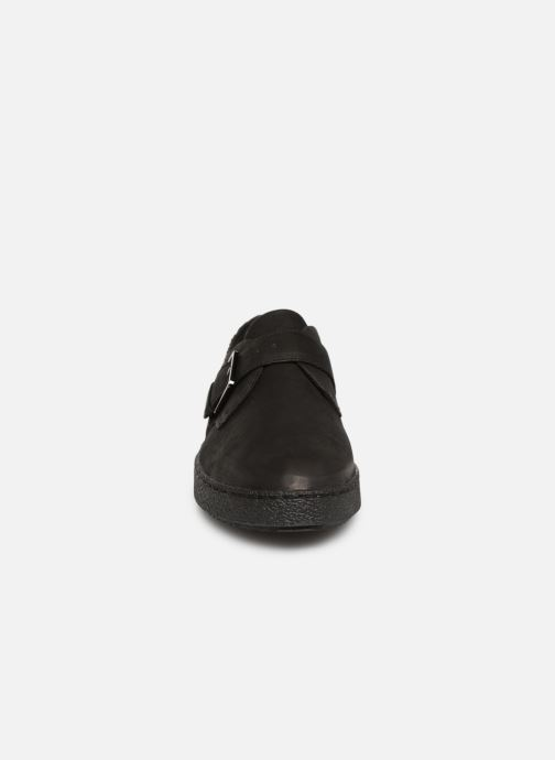Loafers Clarks Lillia Amber Black model view