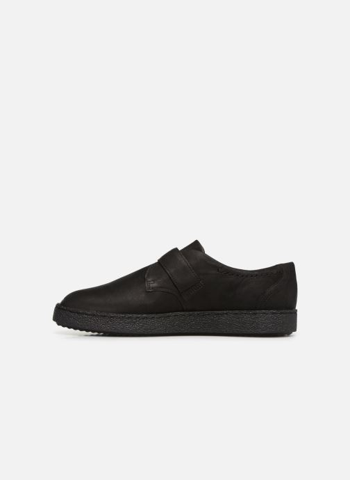 Loafers Clarks Lillia Amber Black front view