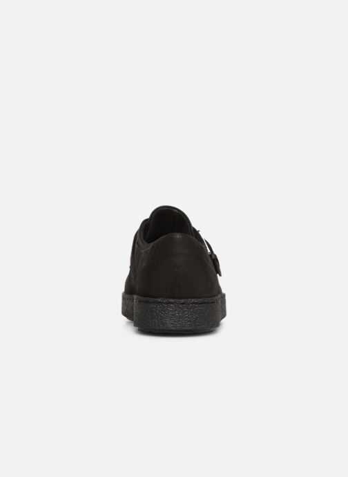 Loafers Clarks Lillia Amber Black view from the right