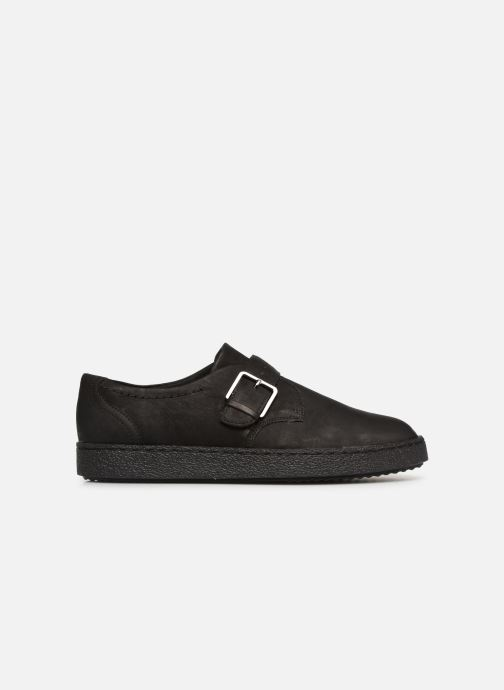 Loafers Clarks Lillia Amber Black back view