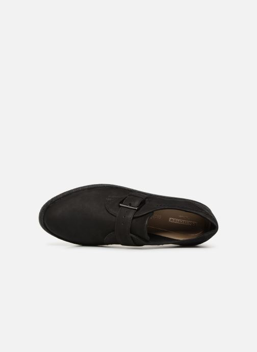 Loafers Clarks Lillia Amber Black view from the left