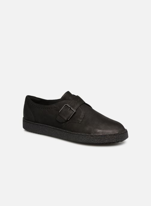 Loafers Clarks Lillia Amber Black detailed view/ Pair view
