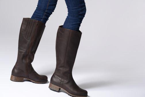 Støvler & gummistøvler Clarks Marana Trudy Brun se forneden