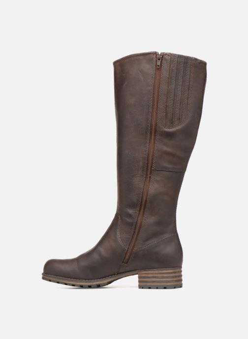 Støvler & gummistøvler Clarks Marana Trudy Brun se forfra