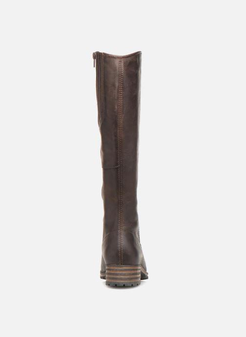 Støvler & gummistøvler Clarks Marana Trudy Brun Se fra højre