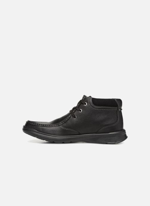 Bottines et boots Clarks Cotrell Top Noir vue face