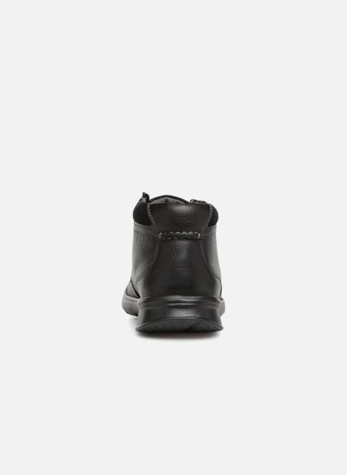 Ankle boots Clarks Cotrell Top Black view from the right
