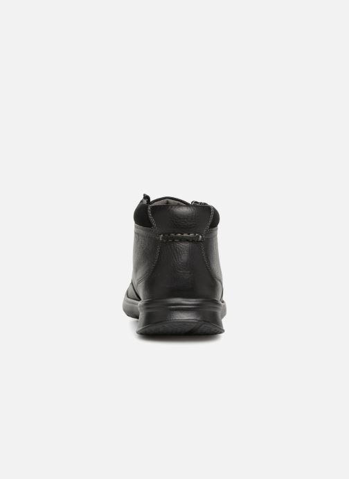 Bottines et boots Clarks Cotrell Top Noir vue droite