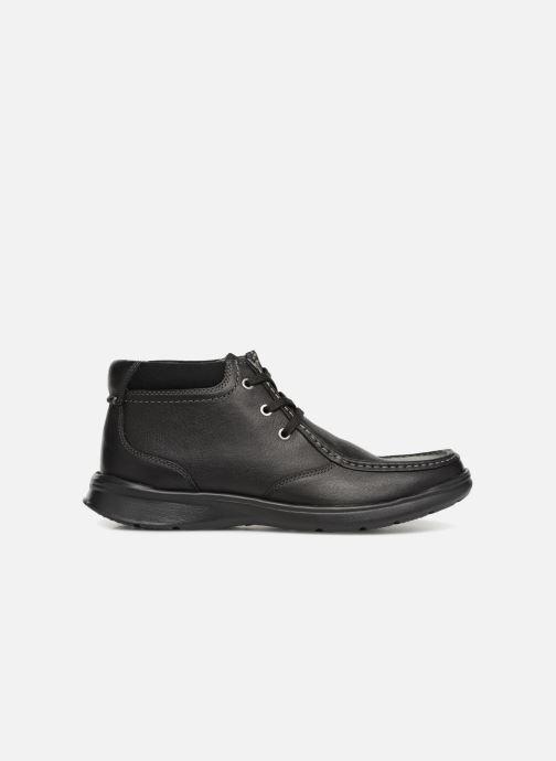 Bottines et boots Clarks Cotrell Top Noir vue derrière