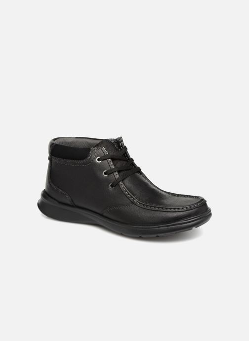Ankle boots Clarks Cotrell Top Black detailed view/ Pair view