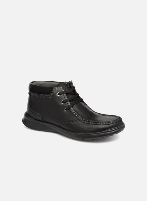 Bottines et boots Clarks Cotrell Top Noir vue détail/paire
